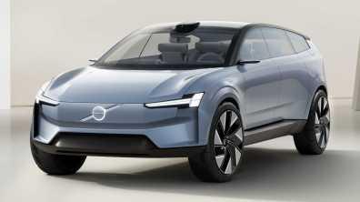 Volvo Concept Recharge; Foto: media.volvocars.com