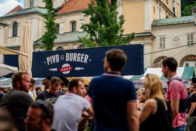 Foto: Pivo & Burger Fest