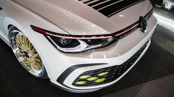 Volkswagen Golf GTI BBS Concept; Foto: volkswagen-newsroom.com