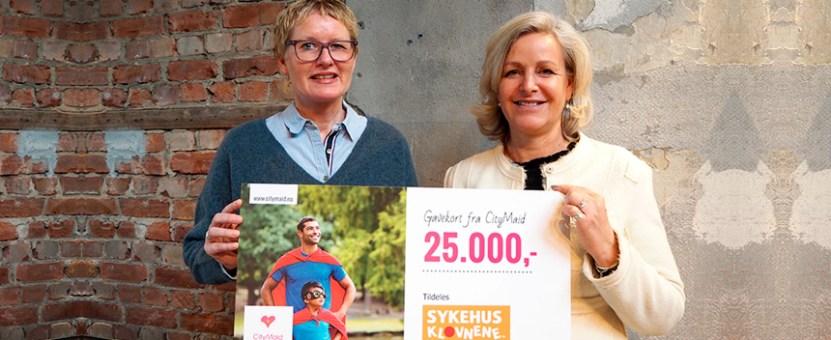 Hanne Nordhagen og Nina Elisabeth Eidem