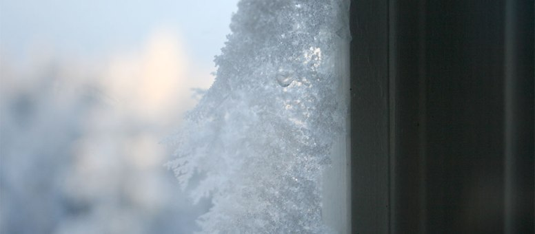 Vindusvask i kuldegrader