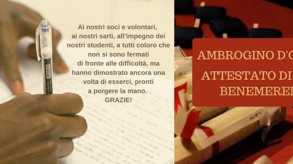 attestato-di-benemerenza-civica-dell'ambrogino-d'oro-all'associazione-francesco-realmonte-onlus.