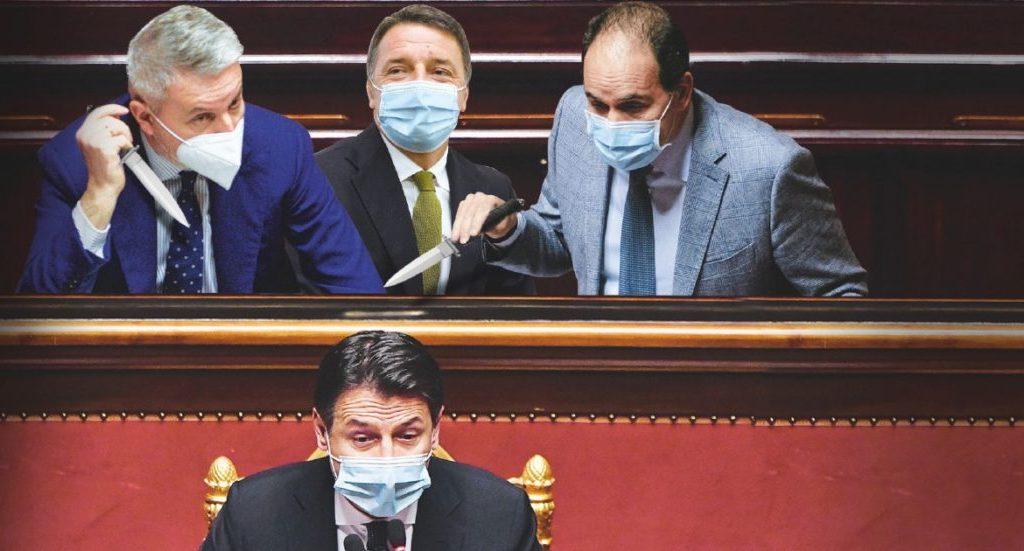in-edicola-sul-fatto-quotidiano-del-27-gennaio:-e-renzi-va-in-arabia.-il-capo-iv-in-tour-per-80mila-euro