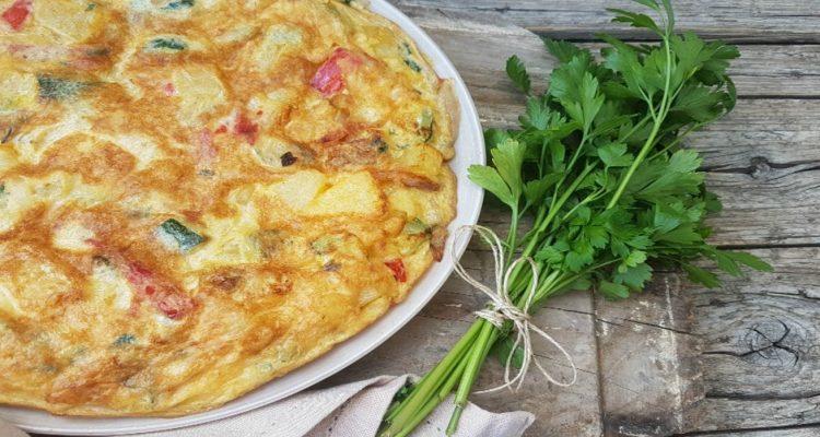 tortilla-spagnola-alle-verdure