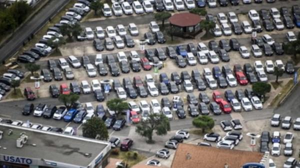 a-settembre-mercato-dell'auto-in-netto-calo