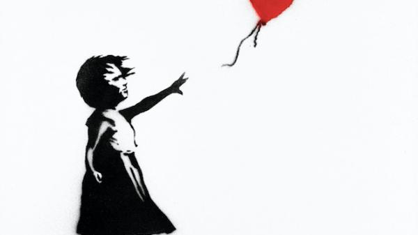 banksy-da-record:-il-dipinto-semidistrutto-venduto-all'asta-per-22-milioni-di-euro