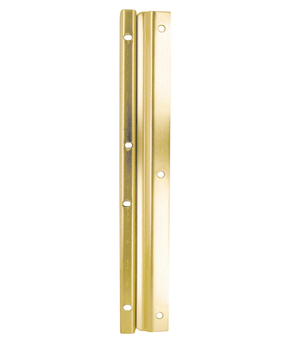 Inswing Door Latch Guard : inswing, latch, guard, Brass, Latch, Protector