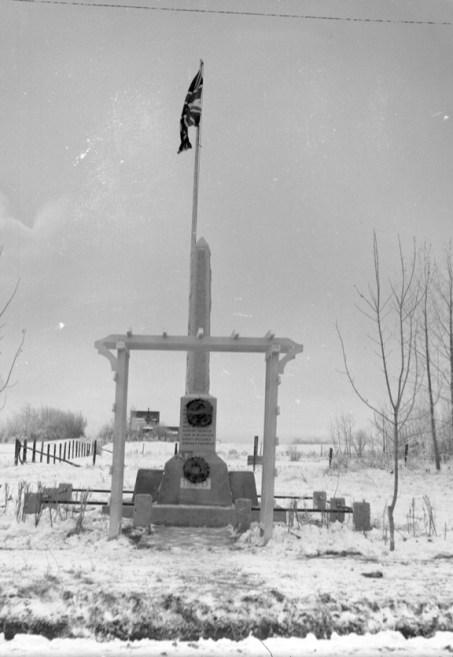 Beverly Memorial circa 1938. Image courtesy of the City of Edmonton Archives EA-160-338.