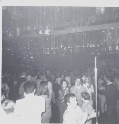 Rainbow Ballroom in the late 60's. Courtesy of the Horst Urbaniak Collection.