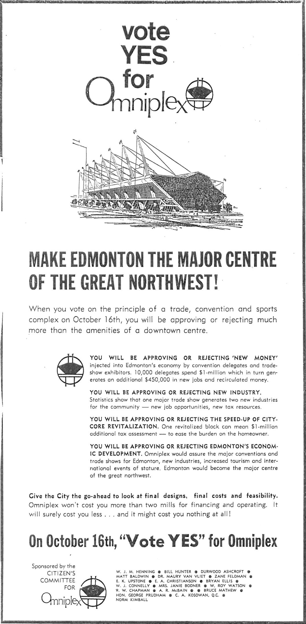Courtesy of City of Edmonton Archive