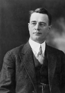Hugh A. Calder, circa 1911. Glenbow Archives, NA-200-8.