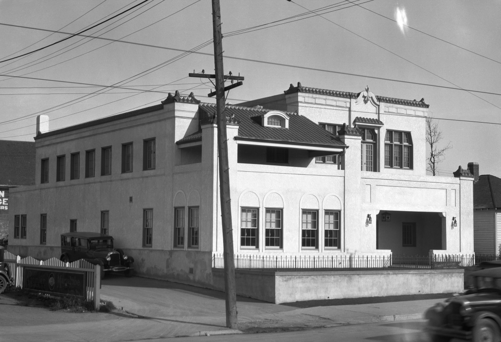 Howard and McBride's of Edmonton, Alberta circa August 1929. Image courtesy of the Glenbow Archives NC-6-12607a.