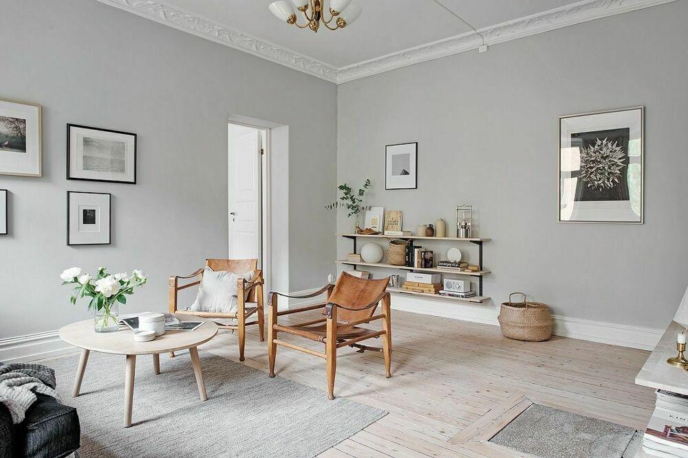 Quando la vostra cucina dialoga con il soggiorno,. Pareti Quale Colore Scegliere Per La Propria Casa