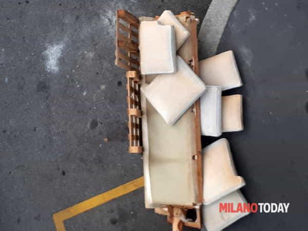 Le segnalazioni Degrado Urbano a Milano