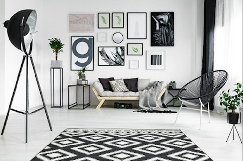 Quadri moderni stampa su tela cm 100x70 xxl1 pezzo quadro moderno bianco e nero. Quadri Da Soggiorno Moderni Le Ultime Tendenze Per Una Casa Di Design