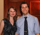 Estella Janz-Robinson and Cameron Maxwell