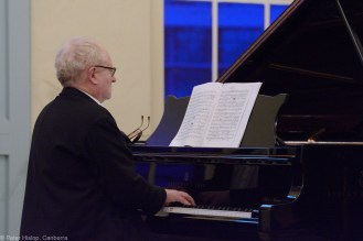 CIMF 2014 - Con03 The Pianist. Bengt Forsberg.