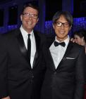 Ambassador of the USA John Berry and Curtis Yee