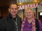 Neil Roach and Edna Dundas