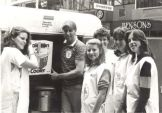 Emergency Relief Supplies 1985 Melbourne