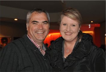 Vaughan and Kathleen Grant