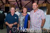 Reg Gee with Kim and Ron Jedrzejek