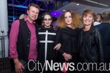 Robb Shaw-Velzen, Laura and Hannah White and Georgina Jenkins