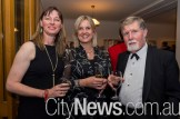 Jane Freeman, Sarah Sharkey and David Wade