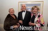 Larraine Nicholls, Former Governor General of Australia - Major General the Honourable Michael Jeffery and Marlena Jeffery