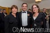Meredythe Crane, Richard Maurice and Carmel McCauley