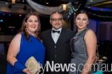 Anita Osman and John and Fay Alizai