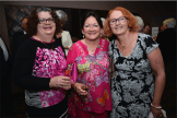 Julie Kesby, Denise Brown and Anita Godley