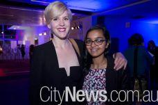 Courtney Lawler and Zoya Patel