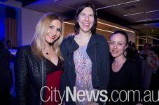 Swan Ricco, Natalie Sanders and Alisha Baker