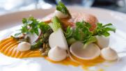 baked-ocean-trout-hollandaise-spring-vegetables-3