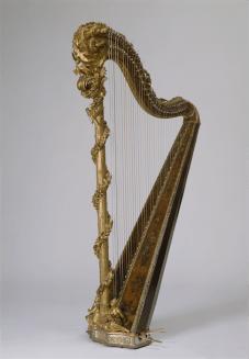 Versailles harp