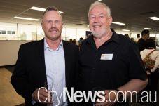 Mark Williamson and Steve Blume