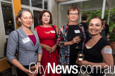 Amanda Horne, Roberta Martin, Cathy Skippington and Sonia Fortuna