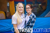 Courtney and Alannah Fitzroy