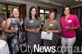 Helen Godden, Marianne Scholem, Kylie Bourne and Natalie Sammons