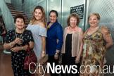 Katie Cachia, Jo Sisamouth, Tessa Zarb, Rose Barbara and Lina Azzopardi