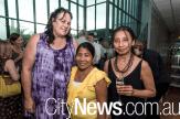 Lesley Biggins, Menchu Hodnik and Jeannette Zaide-Crombie
