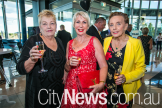 Robyn Burden, Valerie Sellers and Dale Dunn