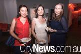 Solene Inceoglu, Leslie Barnes and Gemma King