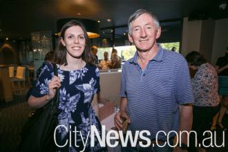 Tara Highet and Brian O'Connor
