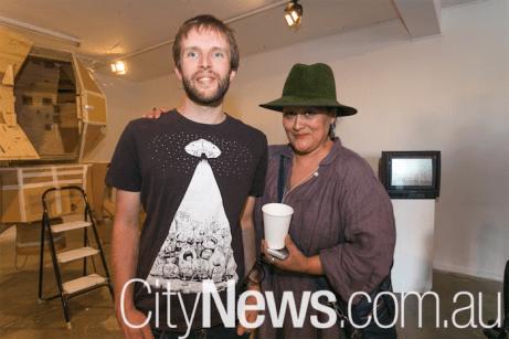 Tom Buckland (Artist) and Mariana del Castillo