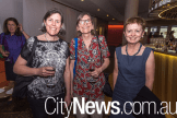 Veronique Danjou, Mandy Scott and Mary Welsh