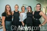 Carla Taylor, Kirby Medhurst, Lara Morgan, Krisy Maricic and Jess Dachs