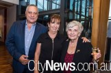 Christos Kremastos, Sharon Hunter and Angela Doyle