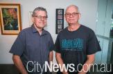 Jock Morse and Richard Johnson